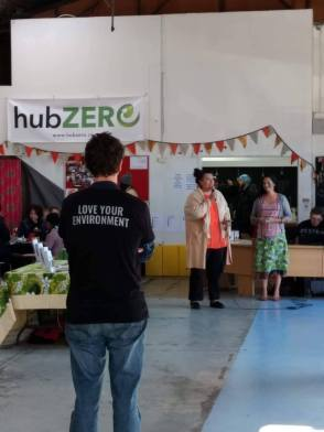 Hub Zero talk 2